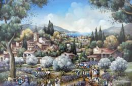 Un après-midi en Provence