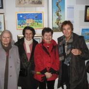 Arlette Martin, Maria Cristina Haize, Monic-Michèle