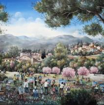 Des peintres en Provence