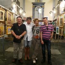 [23/08/2014] Premio Internazionale di Pittura Naif «Pierantonio Cavalli»