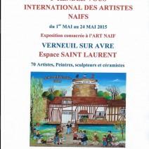 [01/05/2015] Le Rendez-vous des Naïfs
